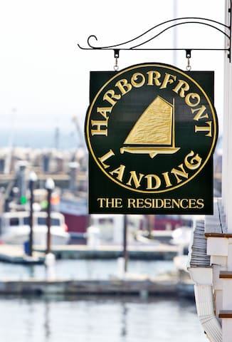 Welcome to Harborfront Landing!