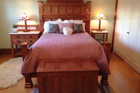 Classic Craftsman Country Suite~1910 Farmhouse - Petaluma - Haus