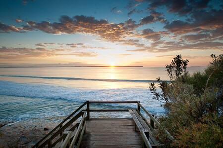 Bayside Retreat - Beachside - Vincentia - Dom