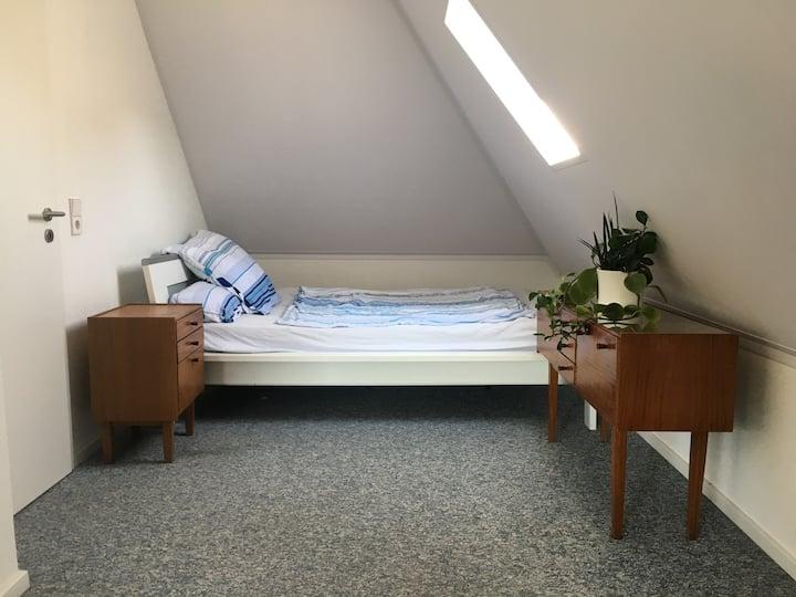 Schönes, citynahes 1-Zimmer-Appartement im Teuto
