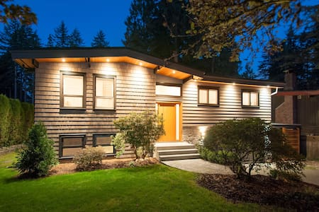 The Lewis Residence - North Vancouver - Talo