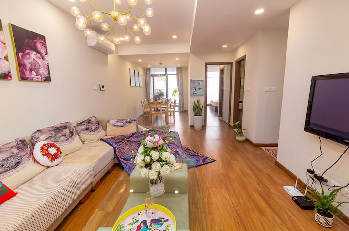 Rosee House *5*2BR*Deluxe Apt♥️DISCOVERY COMPLEX
