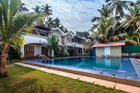 3 Bedroom Luxury Villa Near Baga Beach - Arpora