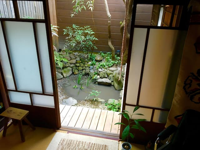 Central Kyoto Traditional Townhouse - Sakyo Ward, Kyoto - House