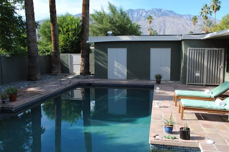 "SAVE$ ""Escape"" QN@Villa3633 SAVE$ - Palm Springs - Bed & Breakfast"