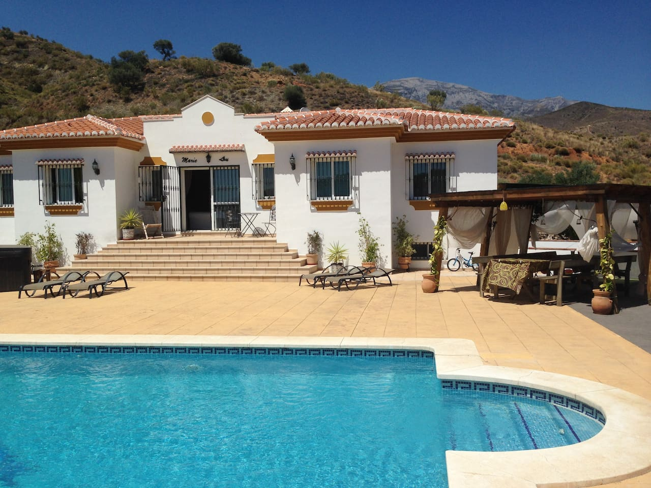 Villa in Andalusia - Houses for Rent in Malaga, Espagne, Spain
