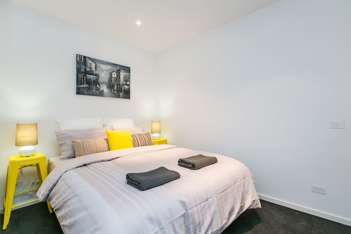 Hip South Yarra Pad *WIFI+PARKING