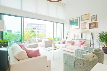 Private Room in Gorgeous Penthouse - Singapore - Appartamento