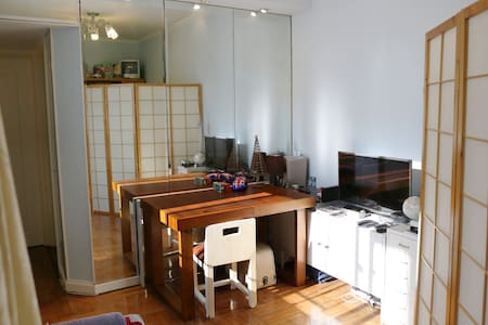 Sweet home with us (sofa bed) - Hongkong - Wohnung