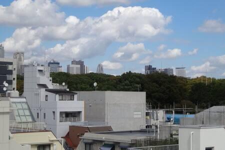 Great Loc! Walk to Shibuya/Yoyogi!! - Shibuya - Apartment