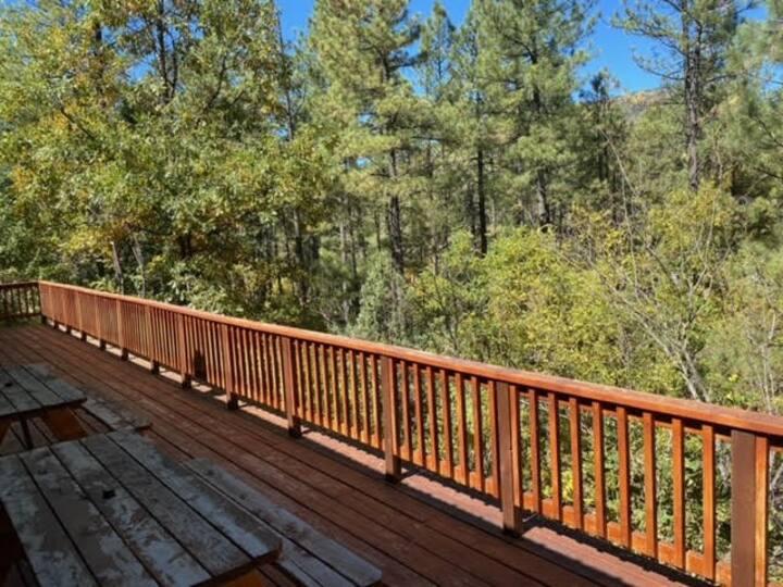 Forest Cabin Retreat #11 | Ridgeview Retreat