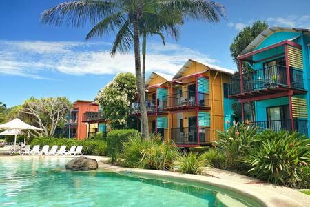 Noosa Holiday Accommodation..1