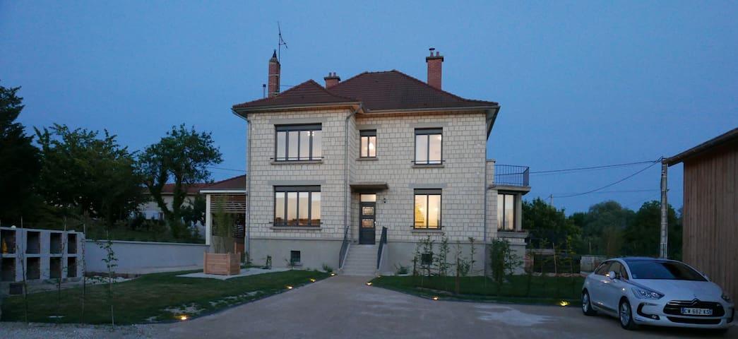 Maison Gabriel **** - Cœur de village - Jacuzzi