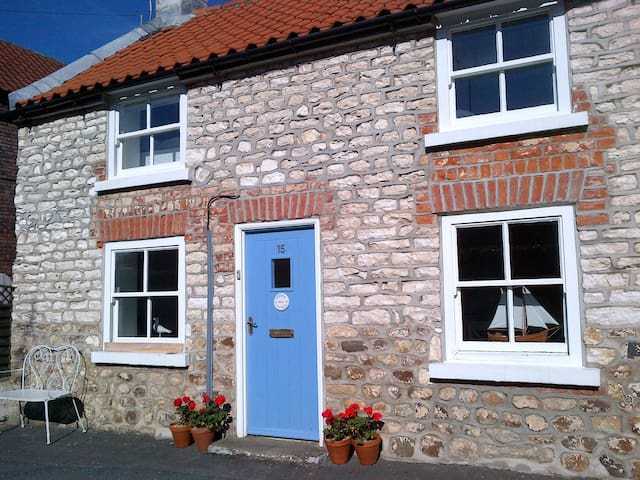'Cockle Well,' cosy coastal cottage - Bempton - Huis
