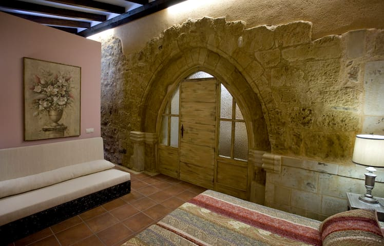 Una casa con mucha historia - Villalpando - House