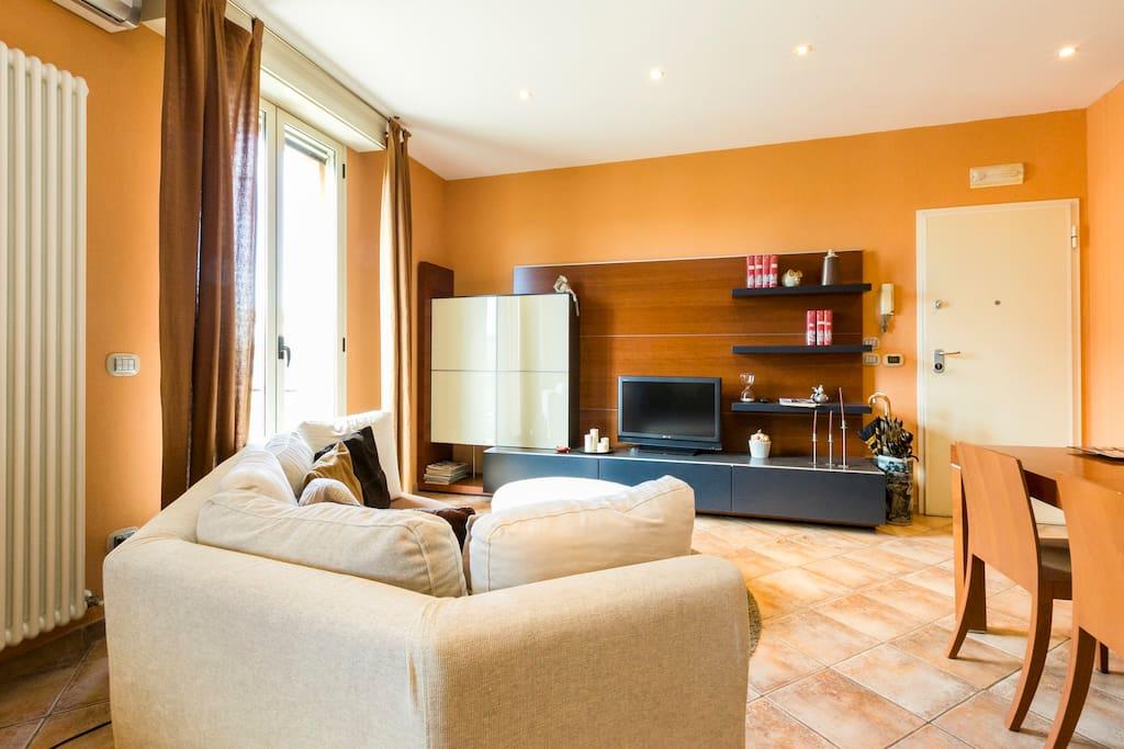 Livingroom. Sala.
