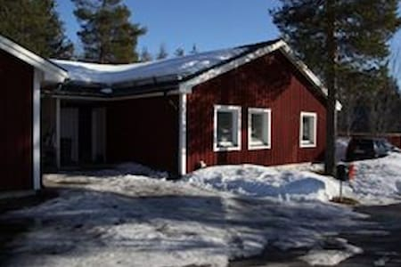 Room own lock,10 min from Museum; Miniguesthouse - Jokkmokk
