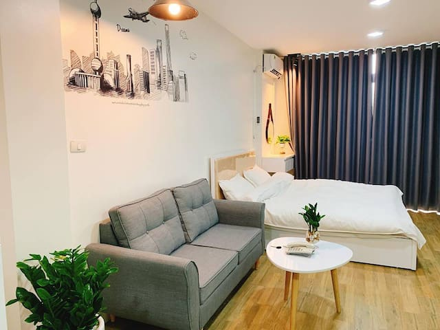 Parkhomes*Cozy Studio*Center City w/Warm WelcomeDT