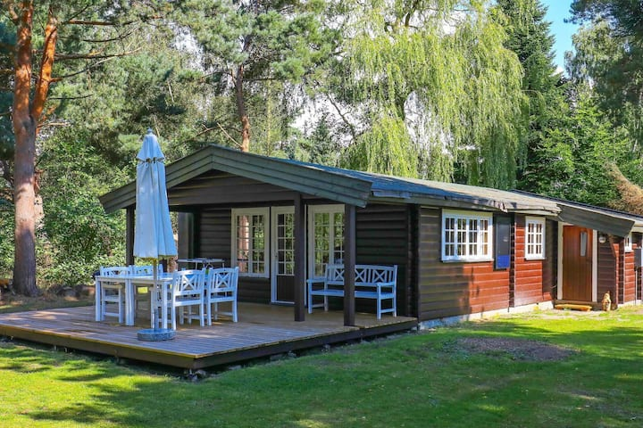 6 person holiday home in Idestrup