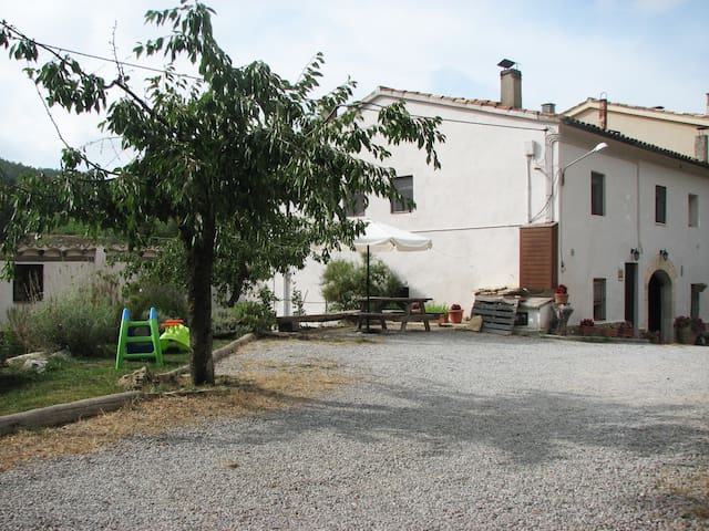 Casa Rural El Planot, Alt Penedés 4 personas