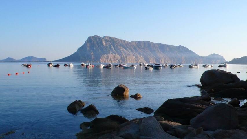 Caravan with Veranda Sardegna Marine Park Tavolara