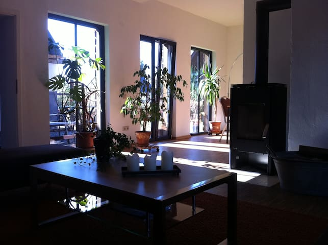 Siedlung Nr 8 - Malborn - Chambre d'hôtes