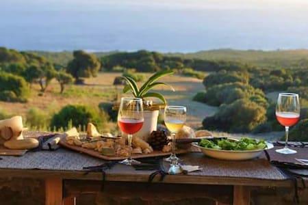 Romantica Casa Playa Bolonia Tarifa - Tarifa - Casa