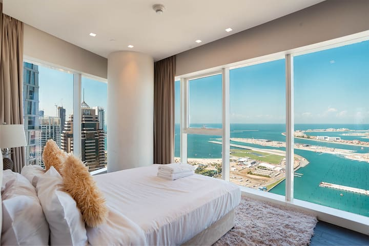 2BR with Breathtaking Views in Damac Heights