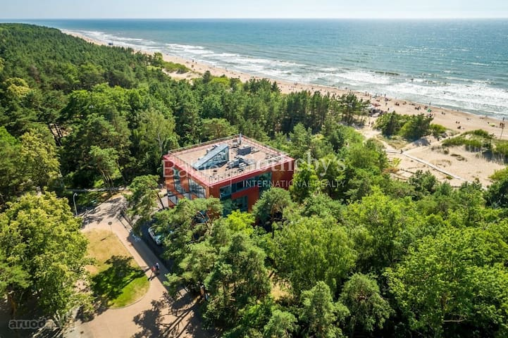 Exclusive apartment in Palanga