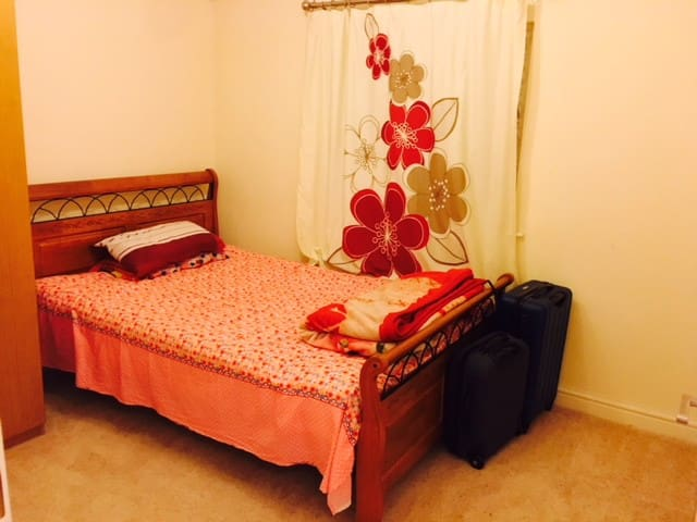 Double Size Luxury room with all shared facilities