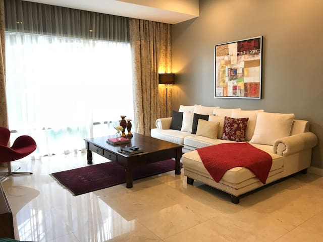 Neat & Cozy 2BR in KL Center