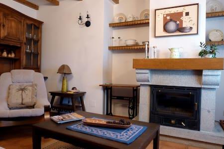 Casa Las Nieves en la Sierra de Gredos, Ávila - Navarredonda de Gredos - Huis