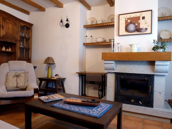 Casa Las Nieves en la Sierra de Gredos, Ávila