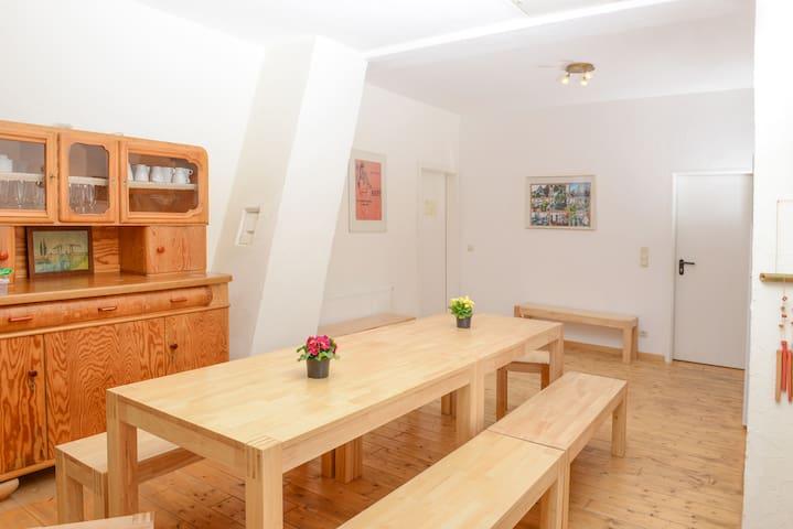 """Ferienwohnung """"Am Dorfbrunnen"""" - Daaden - Apartment"""