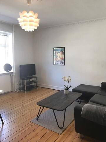Nice and cosy 2 room apartment in Amager