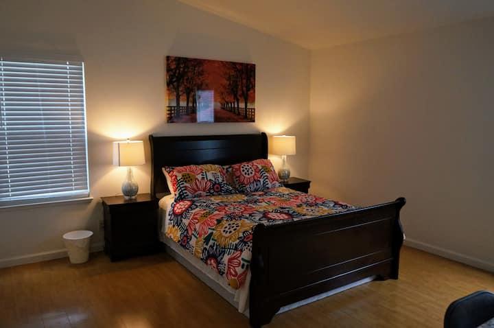 Sacramento   cozy master bedroom (No.1)