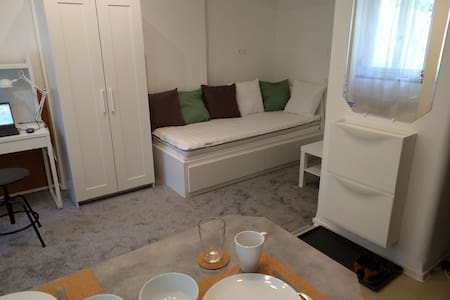 Cozy brand new studio in the city centre of Szeged