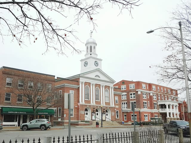 Downtown Lebanon - Dartmouth College / Med Center