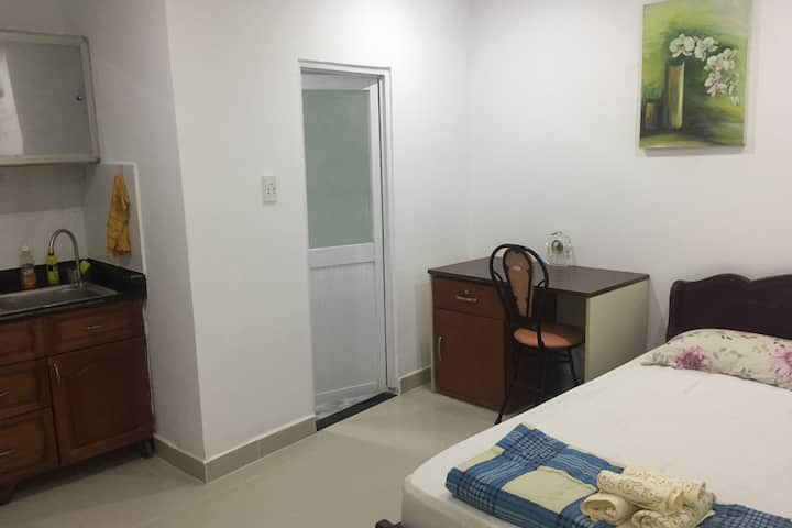 Studio Room near Tan Son Nhat airport