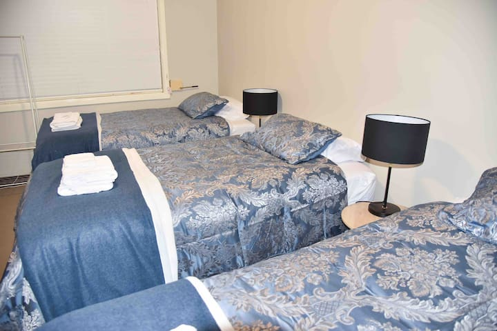 Boucher Manor- Elegant Northam Room B, free wifi.