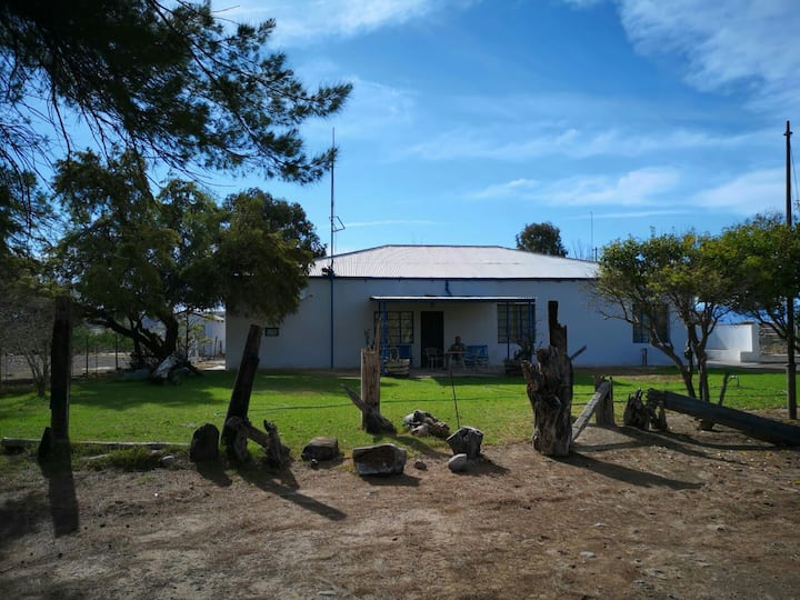 WILGERBOS Holiday and Hunting Farm in W/CAPE