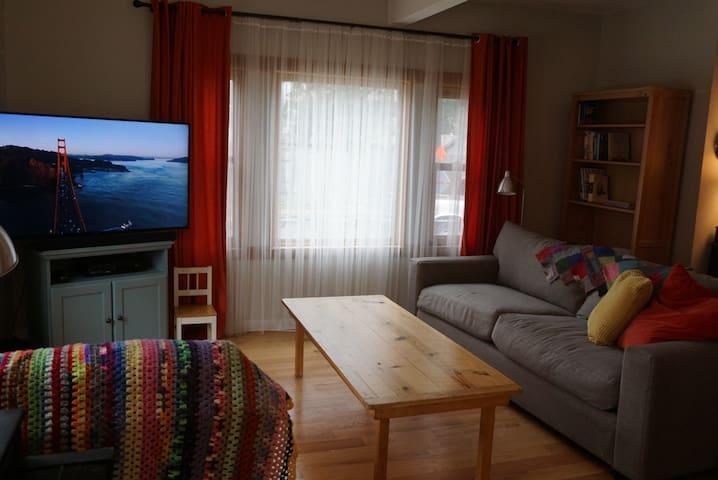 Friendly Farmhouse Urban Homestead -- So Portland - Portland - Casa
