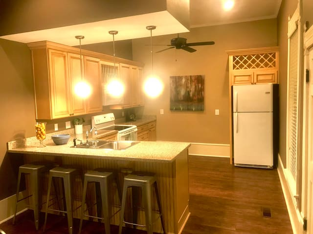 Well appointed kitchen!