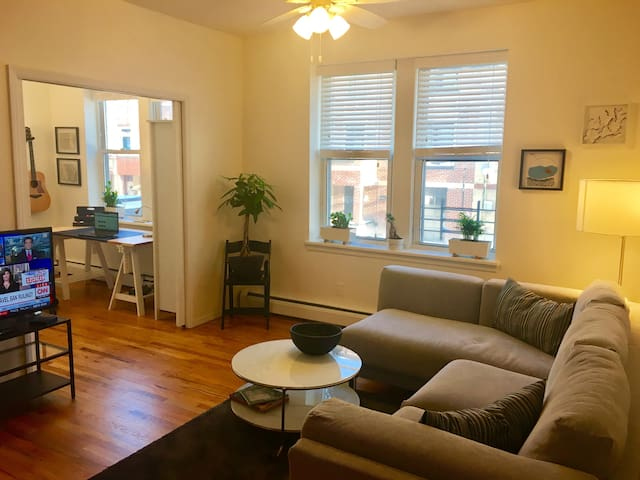 Amazing Modern 2Bd apartment (Minutes to NYC) - West New York - Appartement