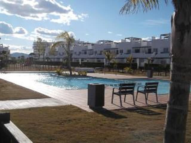 3 Bed Gr Floor Apt on Golf Resort - Alhama de Murcia - Pis