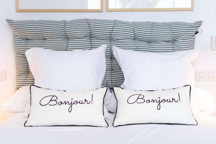 Duna Hotel Boutique - Habitación Doble con Vistas al Mar