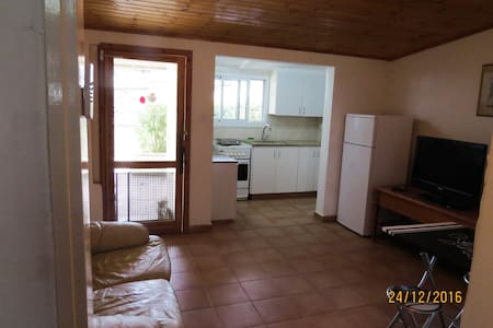 "kibbutz kfar blum,private apartment  ""Quiet_Life"" - Kfar Blum"