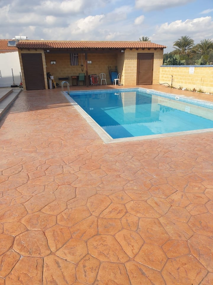 Reel Paradise Villa_3 bedrooms_private pool