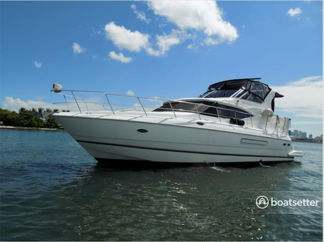 Half/Full Day Private Charter on Luxury 48' Yacht