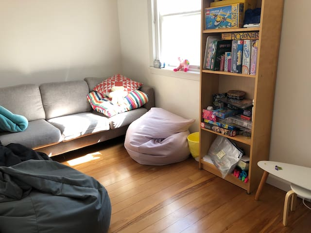 Kids playroom - with TV